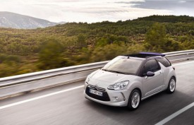 New Citroen DS3 Cabrio Priced From £15,045