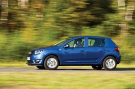 New Dacia Sandero Supermini Revealed