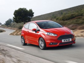 New Ford Fiesta ST Priced From £16,995