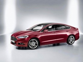 New Ford Mondeo 1.0-litre EcoBoost Revealed