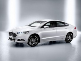 All-new Ford Mondeo Revealed