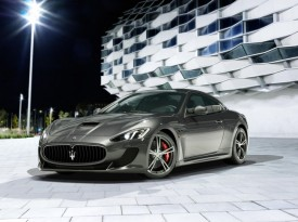 New Four Seater Maserati GranTurismo MC Stradale Revealed