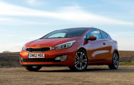 New Kia Pro_cee&#8217;d Priced From 17,495