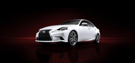 New Lexus IS – First Official Pictures and Details