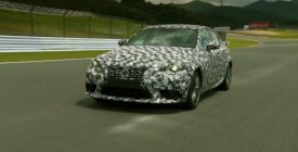 New Lexus IS Reviewed by Jay Leno [VIDEO]