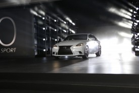 New Lexus IS Debuts at the Detroit Auto Show [video]