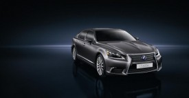 New Lexus LS Priced From £71,995