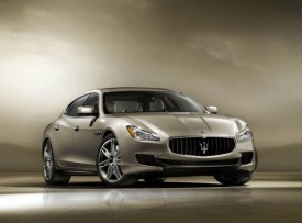 New Maserati Quattroporte Unveiled – Official Pictures & Videos