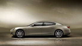 New Maserati Quattroporte – Engine Details and New Pictures Released