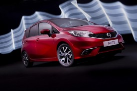 New Nissan Note for Europe Revealed [video]