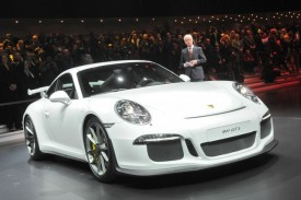 New Porsche 911 GT3 Revealed, Priced From 100,540