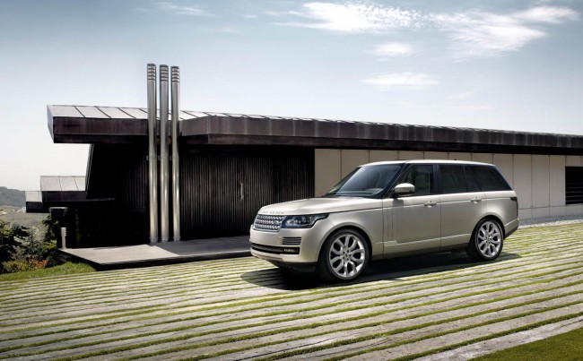 All-New Range Rover Revealed – Official Pictures, Video & Details