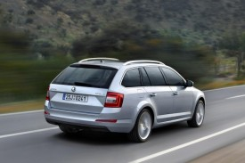 New Skoda Octavia Estate Revealed