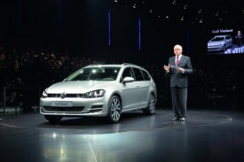 New Volkswagen Golf Estate Debuts in Geneva