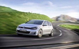 New Volkswagen Golf GTI Revealed Ahead of Geneva Debut