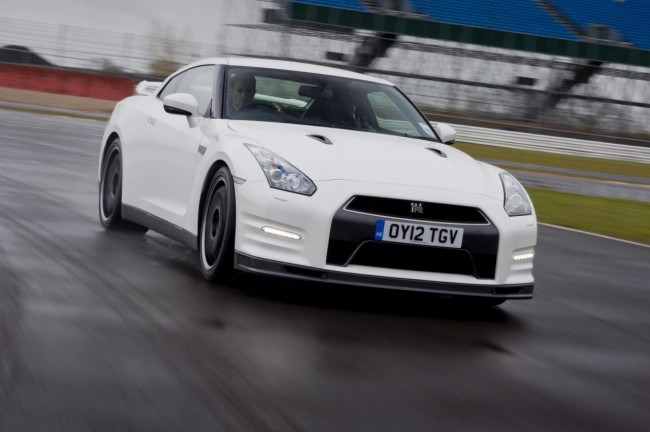 Nissan GT-R Track Pack Arrives In The UK