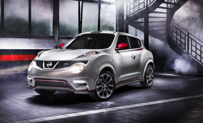 Nissan Juke Nismo Production Version Revealed, Public Debut At The 24 Hours Of Le Mans