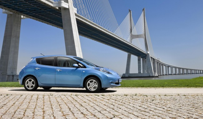 Nissan Leaf Becomes First EV To Score Euro NCAP 5 Star Rating