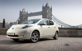 Nissan Leaf EV Price Cut by 2,500