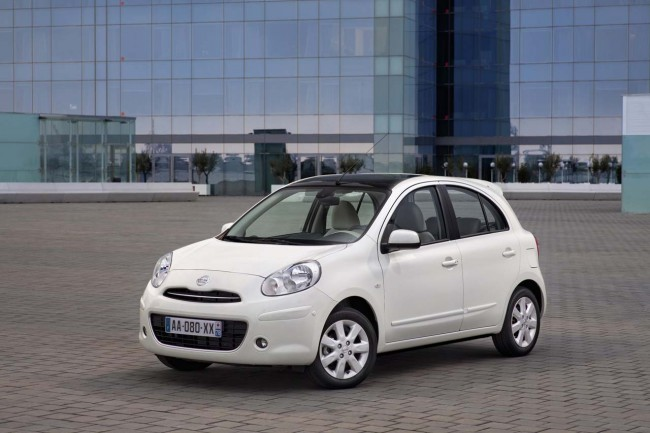 Nissan Unveils Super Clean Micra DIG-S