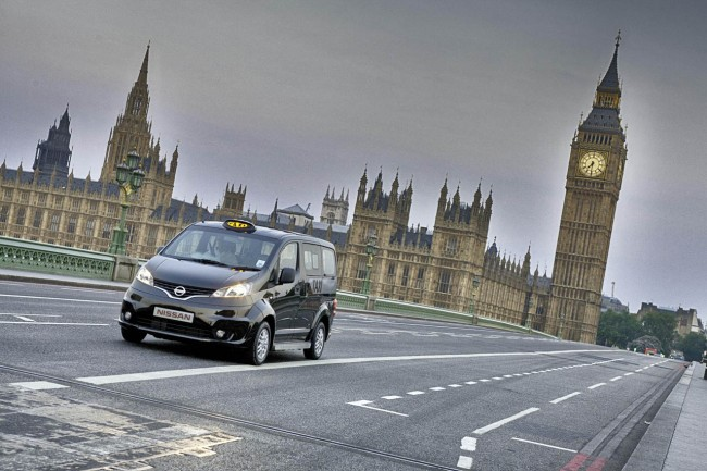 Nissan Unveils NV200 London Taxi [VIDEOS]