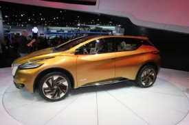 Nissan Resonance Concept Revealed, Previews the Styling of Future SUV Models