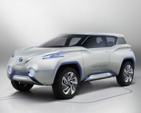 Nissan TeRRA EV Concept Revealed