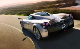 Top Gear Season 19 &#8211; Pagani Huayra Sets a New Top Gear Track Record