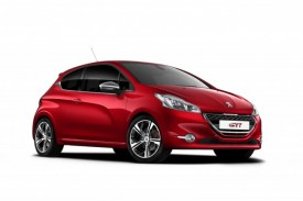 Peugeot 208 GTi Priced From £18,895