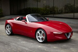 Official: Mazda Will Build the all-new Alfa Romeo Roadster