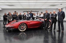 Pininfarina Sergio Concept Debuts in Geneva [video]