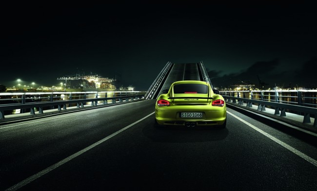 Porsche Cayman R revealed &#8211; more power, less weight