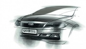 Chinese Qoros to Debut its First Car at the Geneva Motor Show