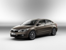 Qoros GQ3 Compact Saloon Revealed Ahead of Geneva Debut