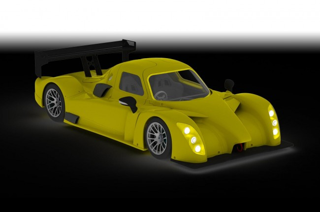 Radical RXC Xtreme Coupe