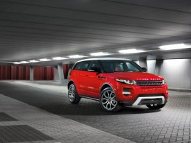 5-Door Range Rover Evoque revealed ahead of LA debut