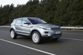 Land Rover Announces World&#8217;s First 9-Speed Auto