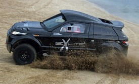 Excite Rallye Raid Team Unveils Their Range Rover Evoque Desert Warrior 3