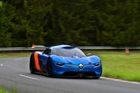 Renault Teams With Caterham For New Alpine