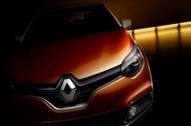 Renault Captur Revealed Ahead of Geneva Debut