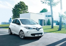 Electric Renault Zoe Now Available to Order, Priced From 13,650