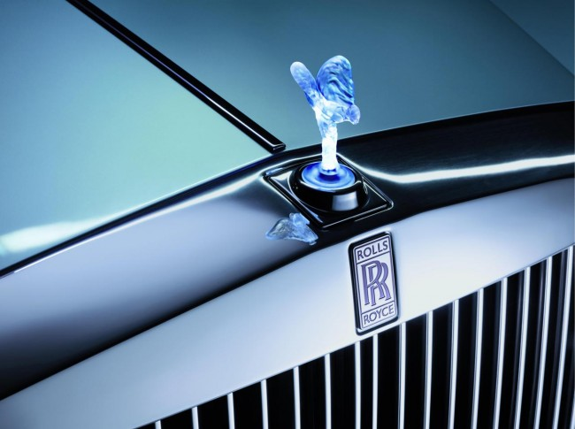 Rolls-Royce 102EX – An Electric Phantom Coming To Geneva [VIDEO]