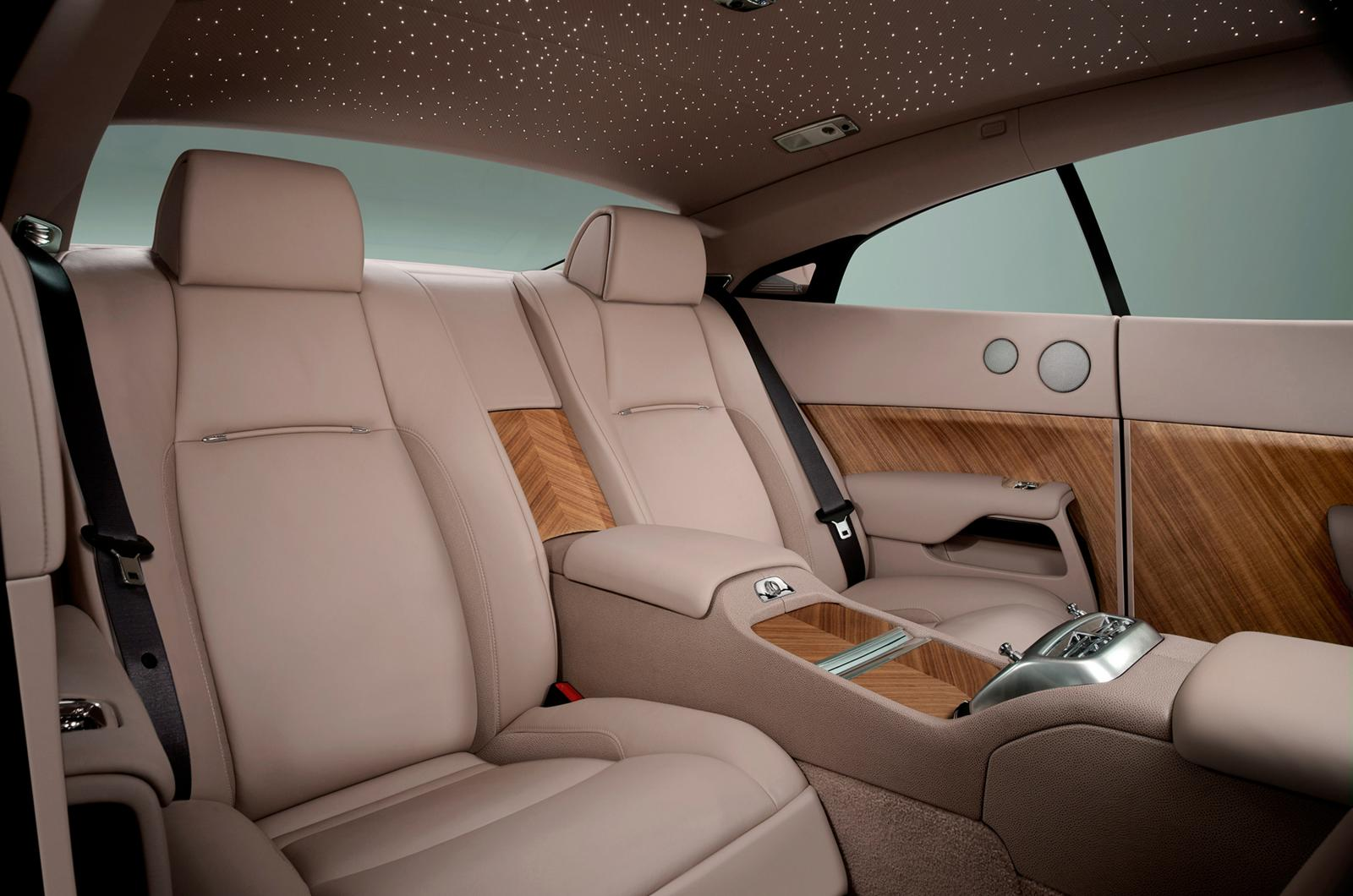 rolls royce wraith interior. Black Bedroom Furniture Sets. Home Design Ideas