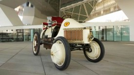 Porsche Bringing A Recreated 1900 Semper Vivus To Geneva [VIDEO]