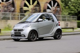 Smart ForTwo Brabus 10th Anniversary Edition Revealed &#8211; Limited To 100 Units