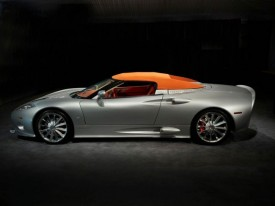 Spyker To Sell Sports Car Business to British CPP Global Holdings