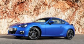 Subaru BRZ Priced From £24,995