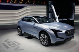 Subaru VIZIV Crossover Concept Debuts in Geneva