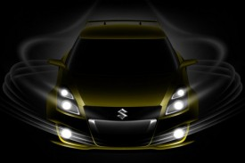 Suzuki Swift S-Concept Teased For Geneva Debut
