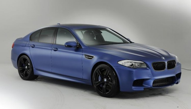 BMW Unveils M3 and M5 M Performance Editions
